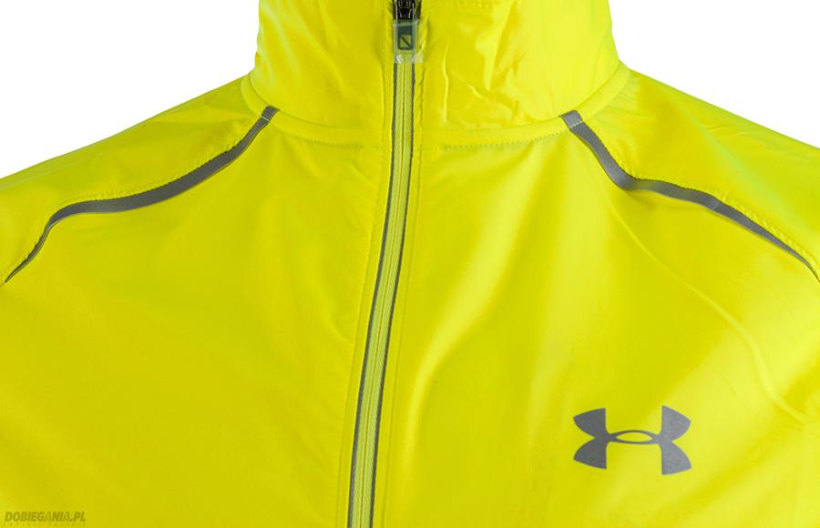 ograniczona guantity niska cena zakupy Under Armour Storm Launch Jacket Żółta