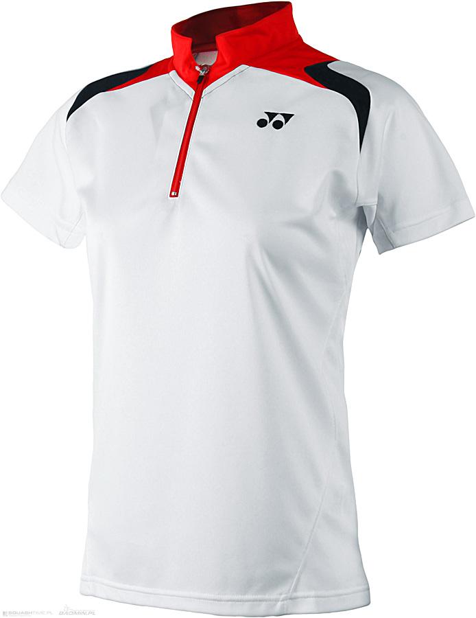caf64afcd189fa Yonex Polo Ladies White - Ubrania damskie