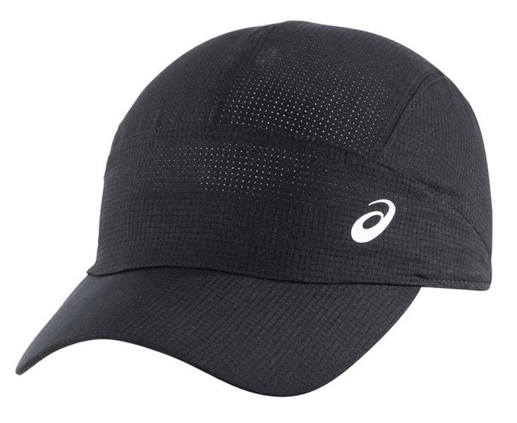 Asics Lightweight Running Cap Performance Black - Czapki 498b1d953608