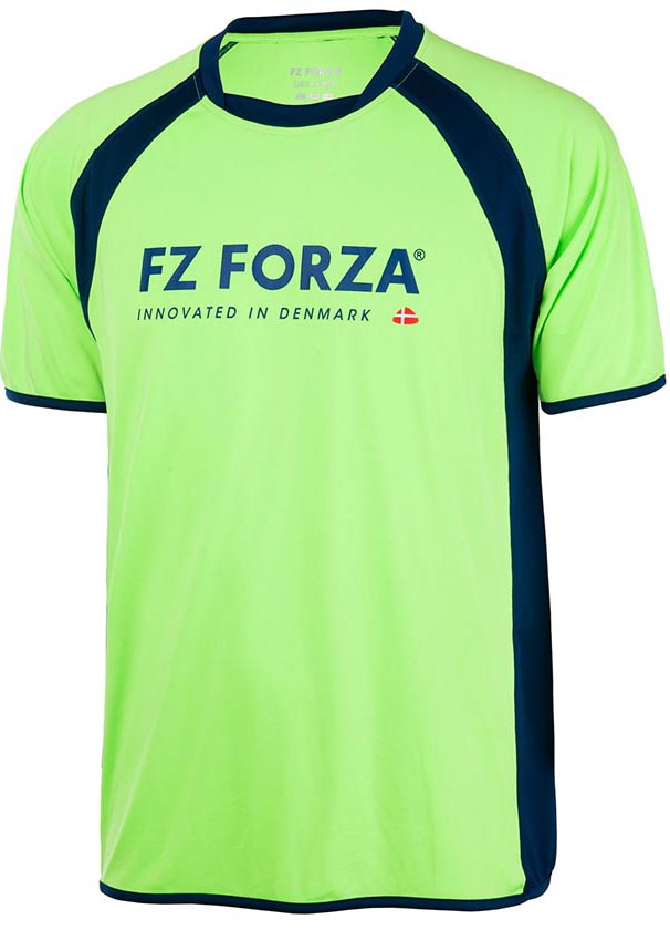539eac45 FZ Forza Koszulka Sportowa Till Green Gecko