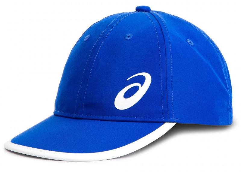 Asics Performance Cap Illusion Blue - Czapki 92e617b9f230