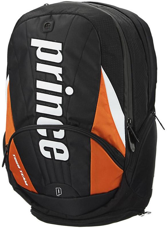 72973935a993f Prince Plecak Tour Team Backpack Orange - Plecaki