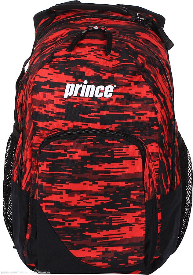 4b171ac15574a Prince Team Backpack Red - Plecaki