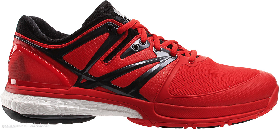 adidas stabil boost czerwony buty do badmintona m skie. Black Bedroom Furniture Sets. Home Design Ideas