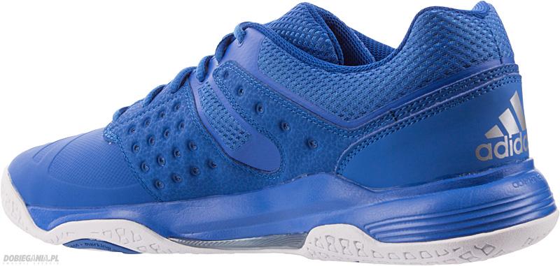 b9100f48e7f77 Adidas Court Stabil 12 Niebieskie - Buty do badmintona - męskie - sklep