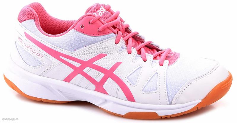 szeroki wybór najlepiej tanio sklep internetowy Asics Gel-Upcourt White-Pink