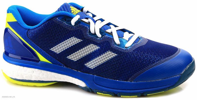 adidas stabil boost niebieskie buty do badmintona. Black Bedroom Furniture Sets. Home Design Ideas