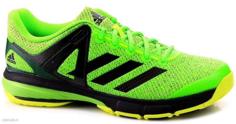 ad913f4fb0c23 Adidas Court Stabil 13 Green - Buty do badmintona - męskie - sklep