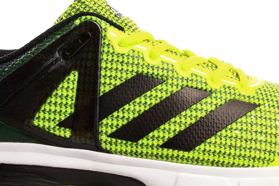 41eafb959b472 Adidas Court Stabil 13 Yellow-Black - Buty do badmintona - męskie ...