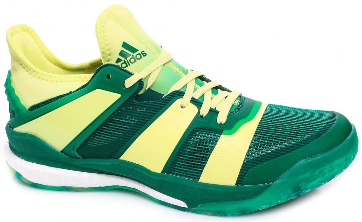 3e9b767ddf5a2 Adidas Stabil X Green - Buty do badmintona - męskie - sklep