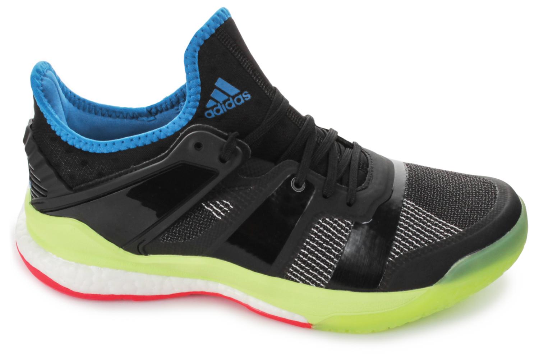 51a879ad93ec8 Adidas Stabil X Core Black Yellow - Buty do badmintona - męskie - sklep