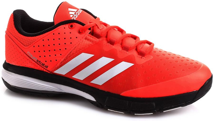 9bd205bab27b7 Adidas Court Stabil Solar Red - Buty do badmintona - męskie - sklep