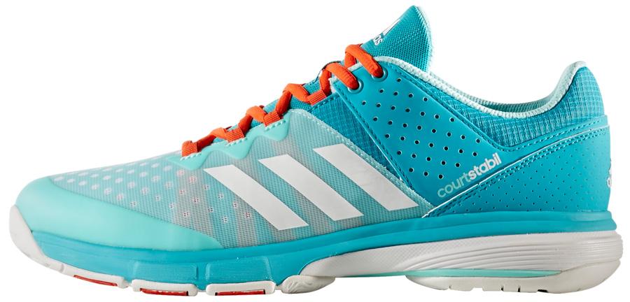 7272c8afdf524 Adidas Court Stabil Energy Aqua - Buty do badmintona - męskie - sklep