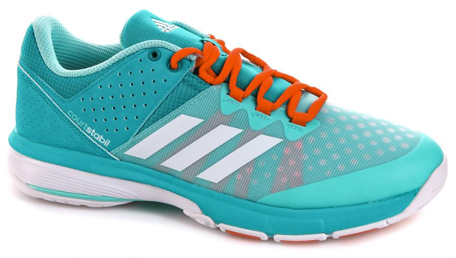 83ffbe7601bae Adidas Court Stabil Energy Aqua - Buty do badmintona - męskie - sklep