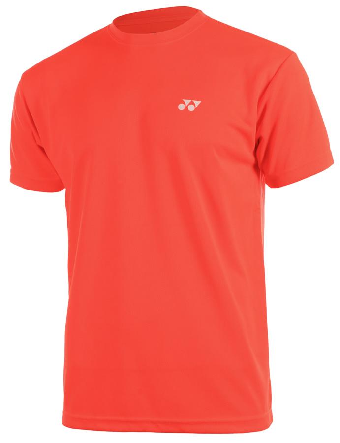 be9cae729652bb Yonex T-Shirt LT1000 Orange - Ubrania męskie do Badmintona - sklep ...