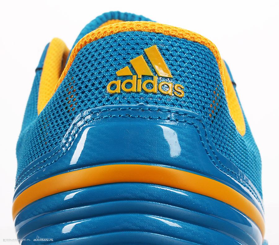 287b6fbf7fc25 Adidas Court Stabil 11 Blue Orange - Buty do badmintona - męskie - sklep