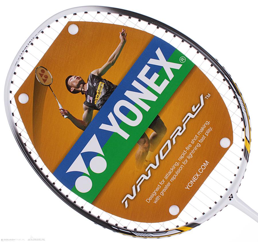 Yonex Nanoray 10 White/Yellow - Rakiety do badmintona ...