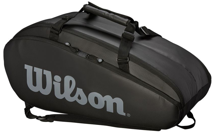 13145d6d9c48d Wilson Tour 2 Compartment Large 9R Bag - Torby na rakiety