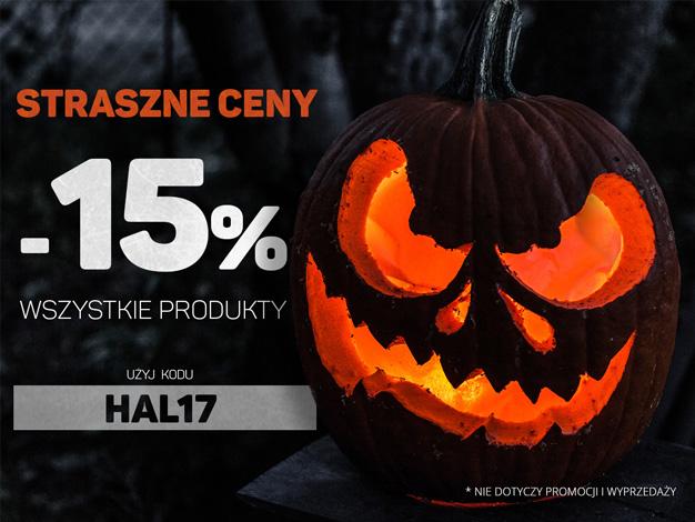 -15% na Halloween