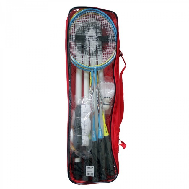 Oliver 4-er Badminton Set Speed Power
