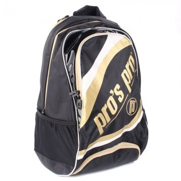 Pro's Pro Tristar Backpack Black / Gold