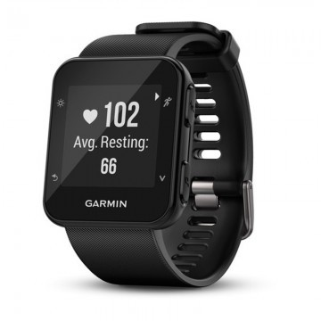 Garmin Forerunner 35 HR Black