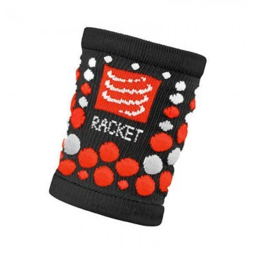 Compressport Racket Wristband Black