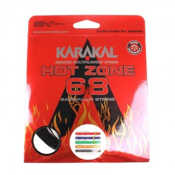 Karakal Hot Zone 68 Black
