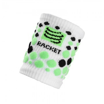 Compressport Racket Wristband White