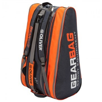 Oliver Gearbag 12R Grey / Orange