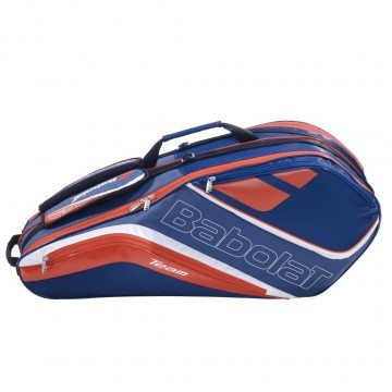 Babolat RH X8 Bad Team Line Blue / Orange