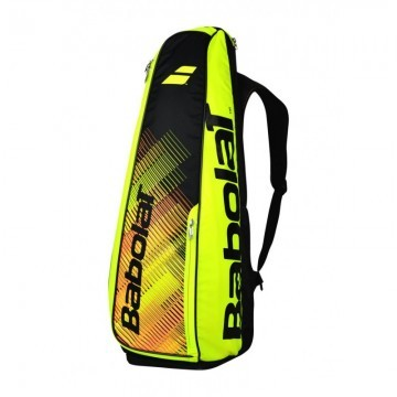 Babolat Thermobag Backracq 3R Yellow / Black