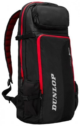 Dunlop CX Performance Backpack Long 3R Black / Red