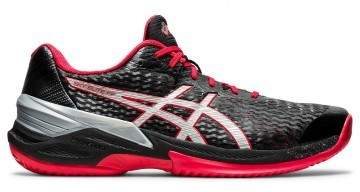 ASICS Sky Elite FF Black / Pure Silver / Red
