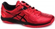 Asics Blast FF Samba Red buty do badmintona