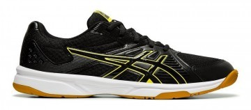 ASICS Upcourt 3 Black / Sour Yuzu