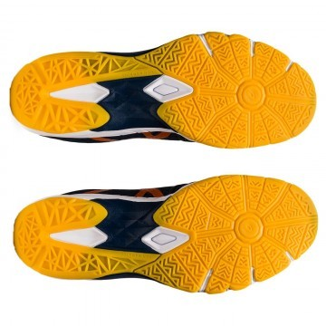 ASICS Gel-Blade 7 French Blue / Marigold Orange