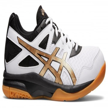 ASICS Gel-Task 2 White / Pure Gold