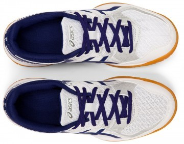 ASICS Gel-Rocket 9 White / Dive Blue