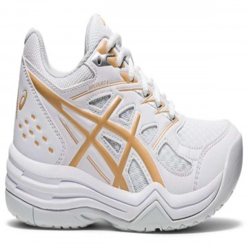 ASICS Upcourt 4 White / Champagne