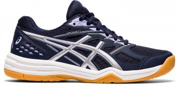 ASICS Upcourt 4 Peacoat / Pure Silver