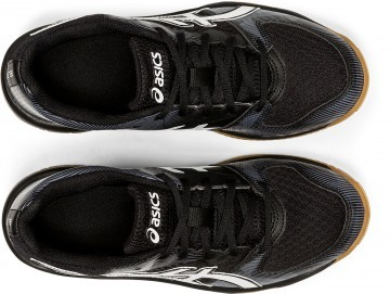 ASICS Gel-Tactic GS Black / White
