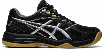 ASICS Upcourt 4 GS Black / Pure Silver