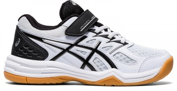 ASICS Upcourt 4 PS White / Black