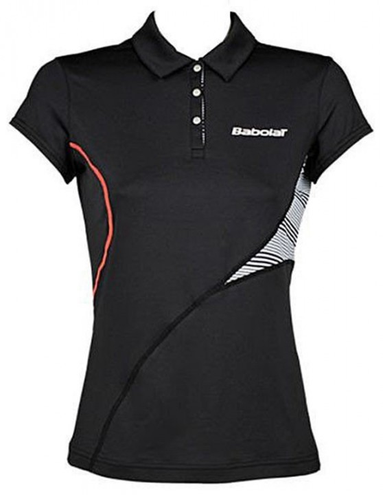 Babolat Polo Performance Black