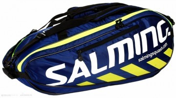 Salming Pro Tour 9R  Navy / Yellow