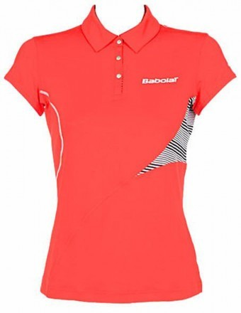 Babolat Polo Performance Coral