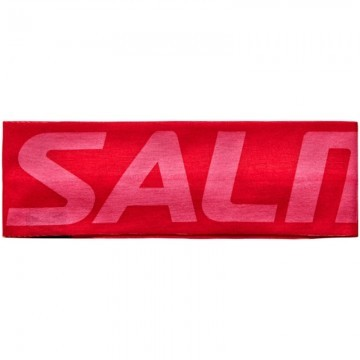 Salming Headband 7cm Risk Red / Pink