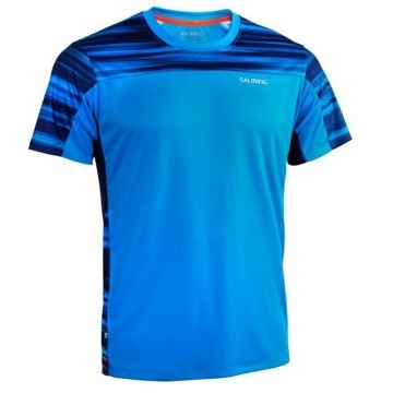 Salming Motion Tee Blue