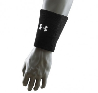 Under Armour Performance Wristband Black